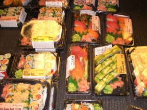 Supermarket Sushi: A Do or Don't?